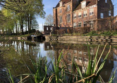 Oeverconstructie Kromme Rijn Dorpsstraat – Camminghalaan te Bunnik