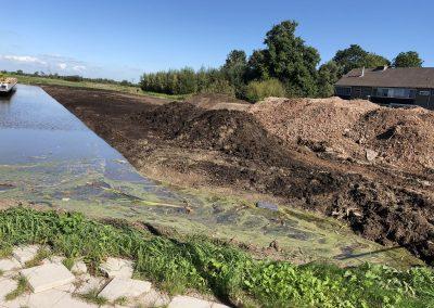 Graven sloot te Oudewater